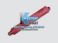 Гидроцилиндр ЦГ-100.80х650.55 опоры автокрана Ивановец КС-35714, КС-35715 (Урал)