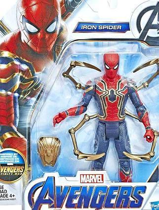 Фигурка Человек-Паук с аксессуарами Hasbro (E3547)