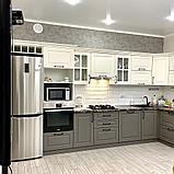 Кухонный гарнитур на заказ из МДФ, фото 4