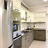 Кухонный гарнитур на заказ из МДФ, фото 6