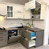 Кухонный гарнитур на заказ из МДФ, фото 7