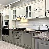 Кухонный гарнитур на заказ из МДФ, фото 5