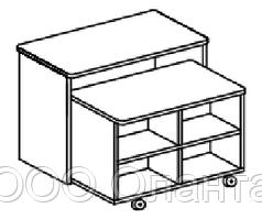 Игровой модуль для развивающей деятельности (800х400х620 мм) арт. КП3
