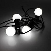Гирлянда Белт лайт (Belt light) со встроенными LED лампочками