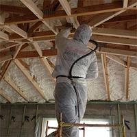 Обработка деревянных конструкции огнезащитным составом