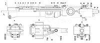 Гидроцилиндр телескопирования КС-5576Б Ц-125.701.80.000