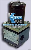 Гидрораспределители с электромагнитом