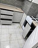 Кухонный гарнитур в стиле Хай-Тек на заказ, фото 3