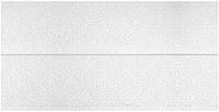 Фасадная Панель  - Дерево 2 доски Белая