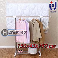 Напольная стойка для одежды, Youlite, YLT-0329, размер 150х43х160 см, фото 1