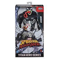 Фигурка героя комиксов Веном Marvel Titan Hero Series Spiderman Maximum Venom
