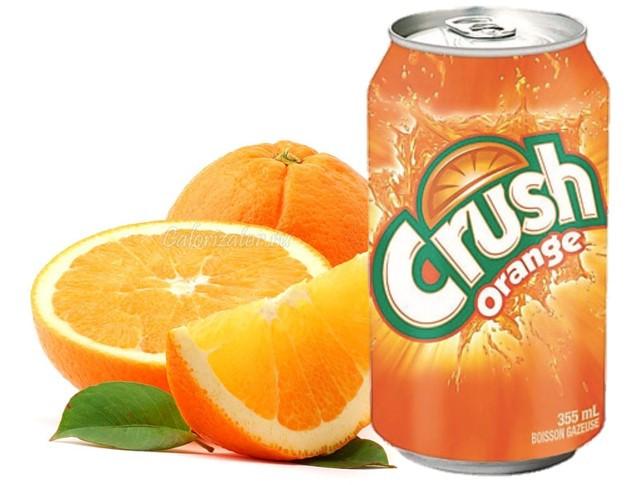 Crush Orange Апельсин 0,355 литра США (12шт-упак)