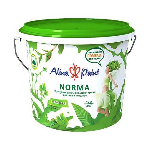 Краска акриловая Alina Paint Norma