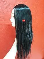Болванка тренировочная искусственные волосы