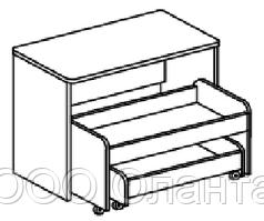 Игровой модуль для развивающей деятельности (800х400х620 мм) арт. КП5