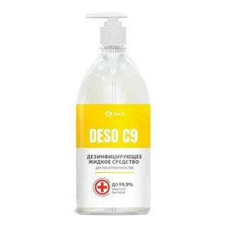 Дезинфицирующее средство на основе изопропилового спирта DESO C9, фото 2