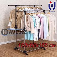 Напольная стойка для одежды, Youlite, YLT-0302D, размер 150х68х165 см