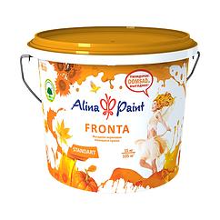 Краска фасадная Alina Paint Fronta