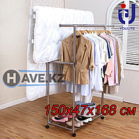 Напольная стойка для одежды, Youlite, YLT-0321A, размер 150х47х168 см, фото 1