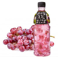 Натуральный напиток с кусочками фруктов (Виноград Grape) 12шт-упак