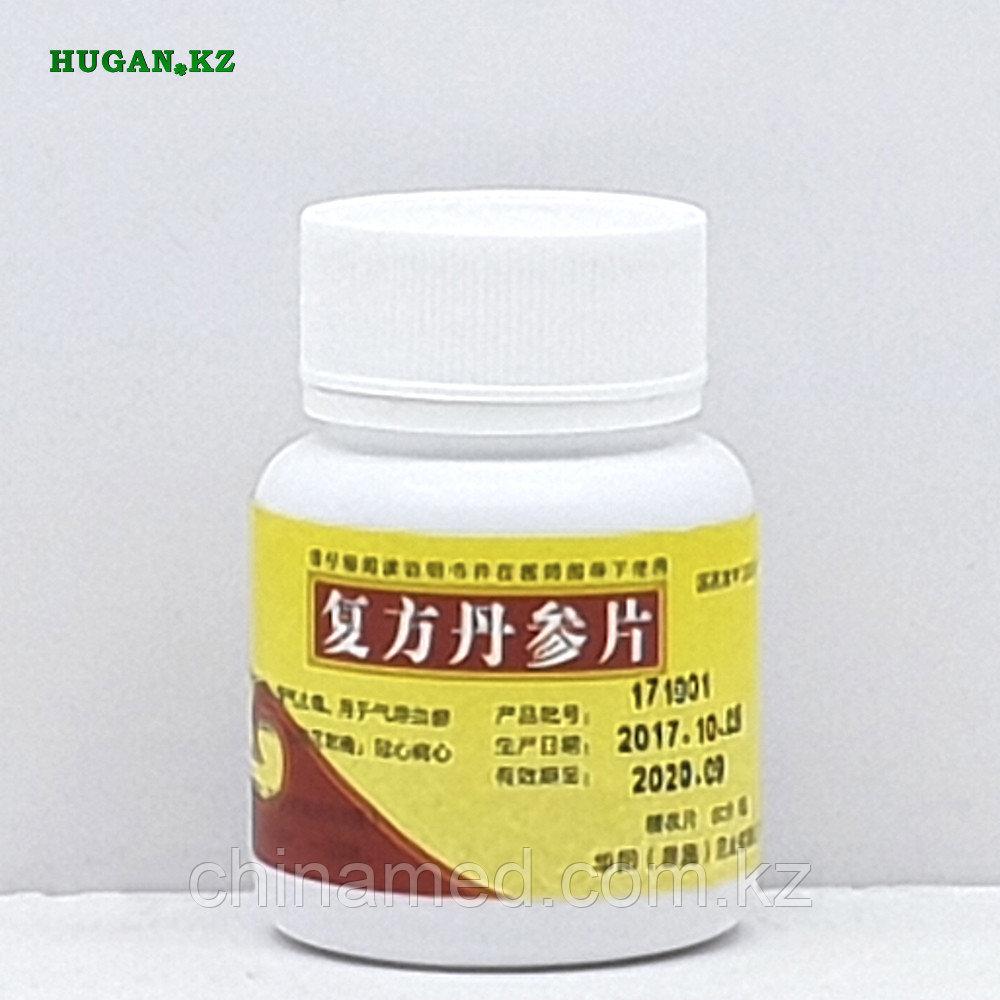 Fufang Danshen/Фуфань даньшень (Ишимия, инфаркт миокарда острый)