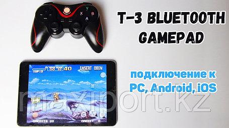 Алматы без гарантии - Беспроводной Bluetooth геймпад для PC ios Android Смартфона, фото 2