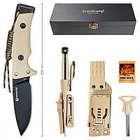 Brandcamp Многофункциональный нож выживания Brandcamp SK-01