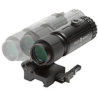Sightmark Увеличитель для прицелов Sightmark SM19064 T-5 Magnifier with LQD Flip to Side Mount