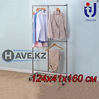 Напольная стойка для одежды, Youlite, YLT-0309, размер 124x41x160 см, фото 1