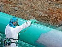 Антикоррозионное покрытие стальных труб и трубопроводов