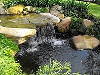 Водоемы, пруды, водопады и фонтаны