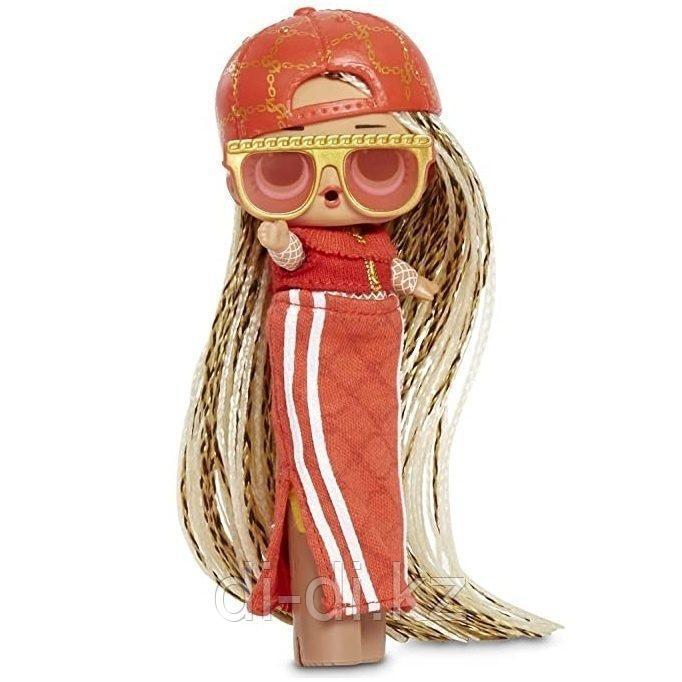 Игровой набор с куклой L.O.L. SURPRISE! s1 JK MC SWAG - фото 2