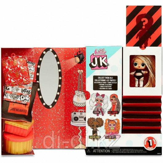 Игровой набор с куклой L.O.L. SURPRISE! s1 JK MC SWAG - фото 5