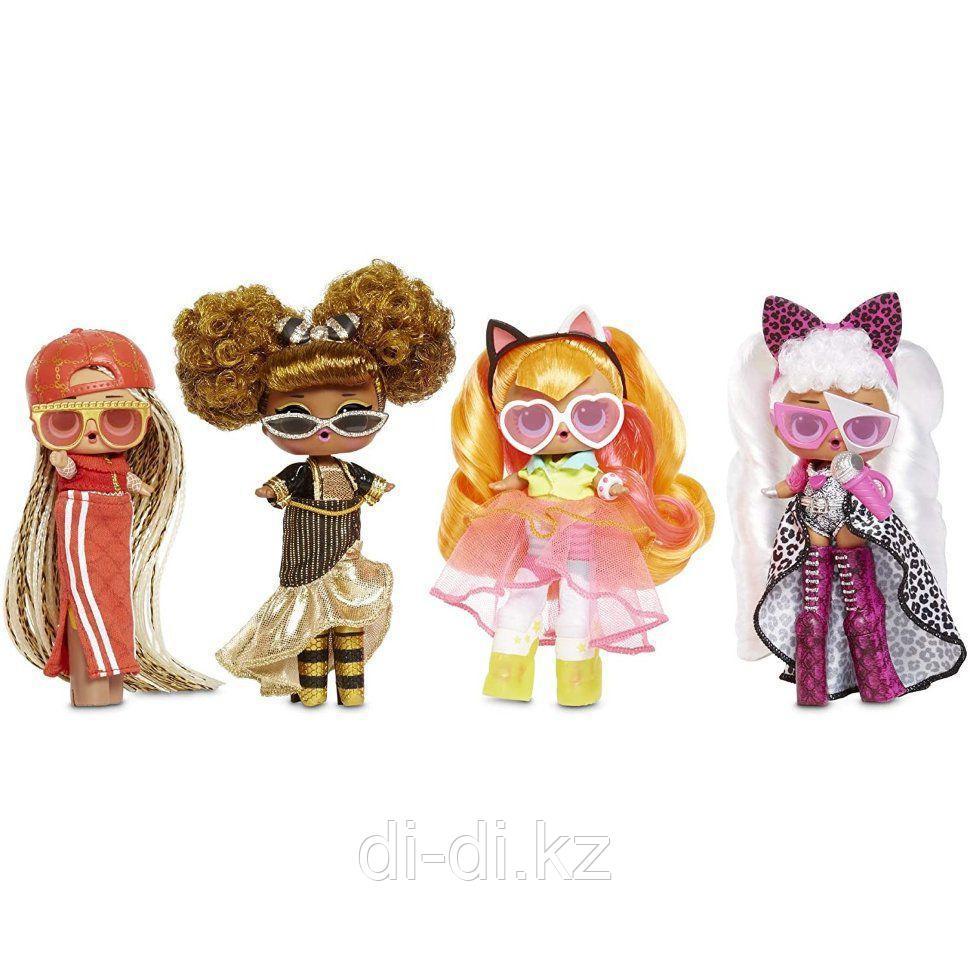 Игровой набор с куклой L.O.L. SURPRISE! s1 JK MC SWAG - фото 6