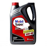 Моторное масло Mobil Super 5000 10W40 5Л. (США)
