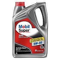 Моторное масло Mobil Super 5000 5W30 5 Л оригинал США