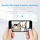 Full HD видео камера с Wi-Fi на гибкой шее, которую легко спрятать в доме, фото 9