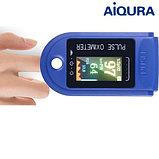 Пульсоксиметр пальчиковый (сатурация+пульс) AIQURA AD805, фото 6