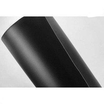 Пленка черная матовая [1.52x1м]
