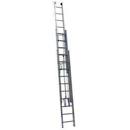 Лестницы выдвижные с канатной тягой
