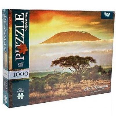 "Пазлы 1000эл. ""Mount Kilimanjaro"""