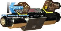 Гидрораспределитель с электромагнитным управлением 24V