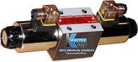 Гидрораспределитель с электромагнитным управлением 24V 4WE10G3X