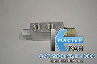 Гидрозамок VBO-SE-DLN-05.52.11-10-03-01 (05521110030100А) для кранов-манипуляторов