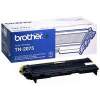 Картридж Brother TN2075 для HL-2030R/2040R/2070NR (2500k), черный