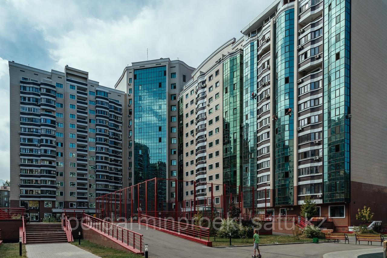 Проектирование жилых комплексов.