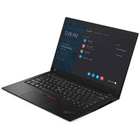 Ультрабук Lenovo ThinkPad X1 Carbon, 14', i7 8565U, 16Гб, SSD 512Гб, UHD 620, W10, черный