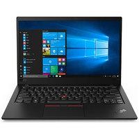 Ультрабук Lenovo ThinkPad X1 Carbon, 14', i5 8265U, 16Гб, SSD 256Гб, UHD 620, W10, черный