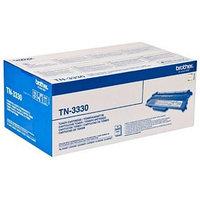 Картридж Brother TN3330 для DCP8110/8250/MFC8520/8950 (3000k), черный