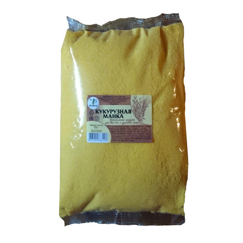Кукурузная манка Вегана, 700 гр